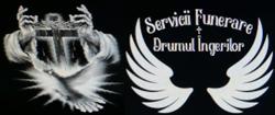 Servicii Funerare Drumul Ingerilor Logo